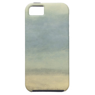 Abstract Landscape with Overcast Sky iPhone 5 Case