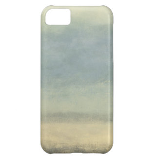 Abstract Landscape with Overcast Sky iPhone 5C Case