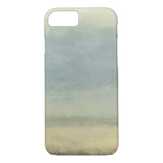 Abstract Landscape with Overcast Sky iPhone 7 Case