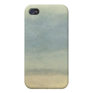 Abstract Landscape with Overcast Sky iPhone 4/4S Cover