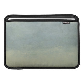 Abstract Landscape with Overcast Sky MacBook Sleeves