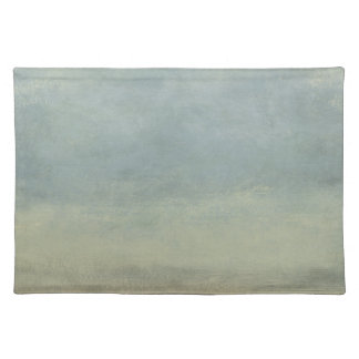 Abstract Landscape with Overcast Sky Placemat