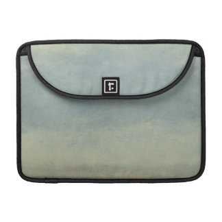 Abstract Landscape with Overcast Sky Sleeve For MacBooks