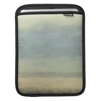 Abstract Landscape with Overcast Sky Sleeves For iPads