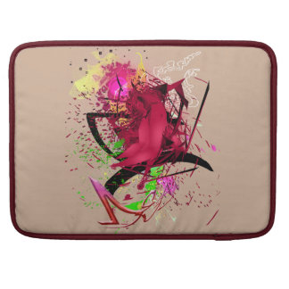 Abstract lap top Bag Sleeve For MacBook Pro