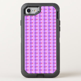 Abstract Lavender OtterBox Defender iPhone 7 Case