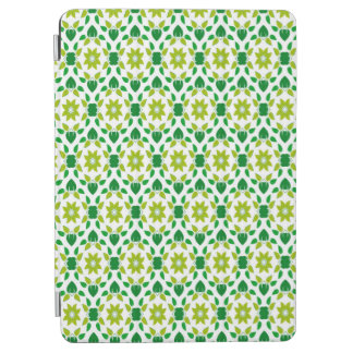 Abstract Leaf Design iPad Air Cover