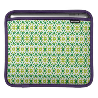 Abstract Leaf Design iPad Sleeve