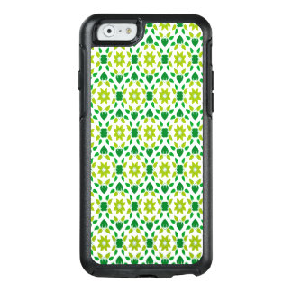 Abstract Leaf Design OtterBox iPhone 6/6s Case