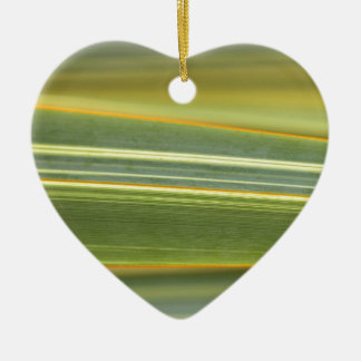 abstract leaves from the flower gift collection christmas ornament