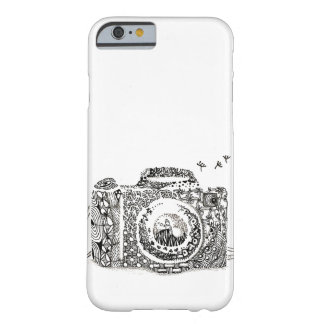 Abstract: life is like a camera barely there iPhone 6 case