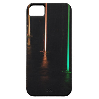 Abstract Lights in the Dark Case For The iPhone 5