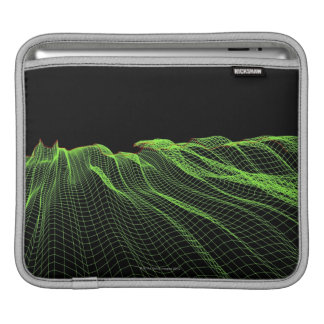 Abstract Line Pattern 2 iPad Sleeve
