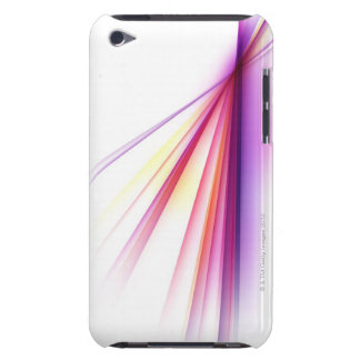 Abstract Lines 6 Barely There iPod Case