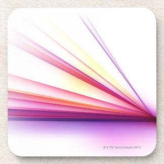 Abstract Lines 6 Beverage Coasters