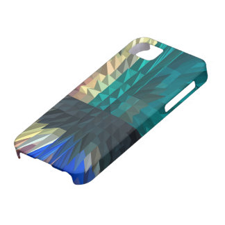 Abstract lines case for the iPhone 5