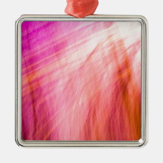abstract lines christmas ornament