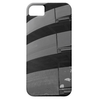 Abstract Lines in black and white iPhone 5 Case