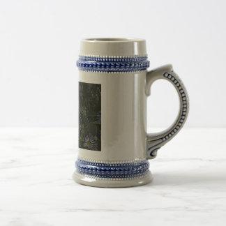Abstract Magic Flower Coffee Mugs