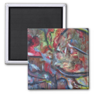 Abstract Magnet by ValAries