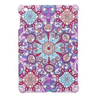 Abstract Mandala Art iPad Mini Case