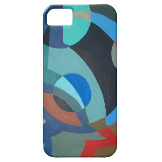 Abstract Matter of Fact iPhone 5 Case