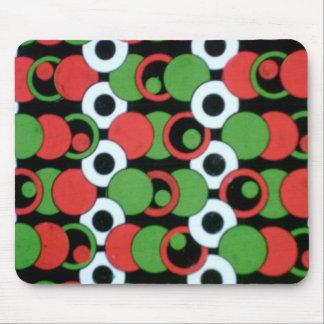 Abstract Meets Bauhaus Mousepad