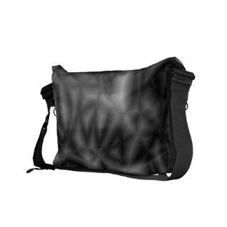 abstract messenger bag