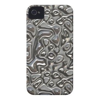 Abstract Metal Case-Mate iPhone 4 Cases