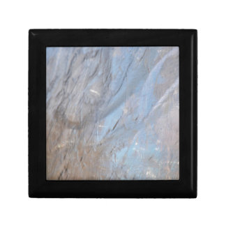 Abstract metallic background design gift box