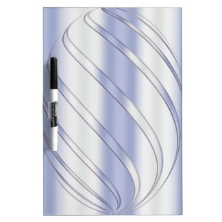 abstract metallic dynamic texture. dry erase board