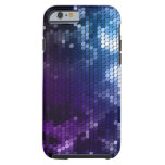 Abstract Metallic Glamour iPhone 6 case Tough iPhone 6 Case