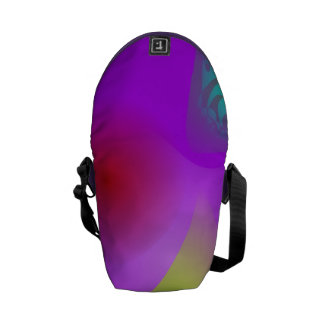 Abstract Mind Courier Bags