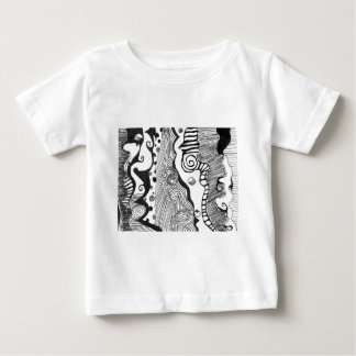 Abstract mind t shirt