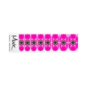 Abstract Minx® Nail Art