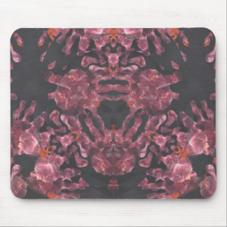 Abstract Mixed Media five Mouse Pad