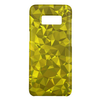 Abstract & Modern Geometric Designs - Gold Rush Case-Mate Samsung Galaxy S8 Case