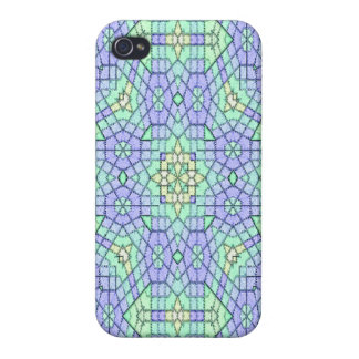 Abstract modern stylish pattern cover for iPhone 4