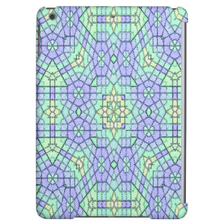 Abstract modern trendy pattern cover for iPad air