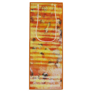 Abstract Monoprint 17025YOS Gift Bag