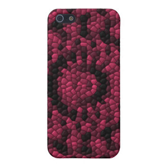 Abstract mosaic case for the iPhone 5