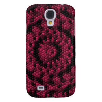 Abstract mosaic galaxy s4 case