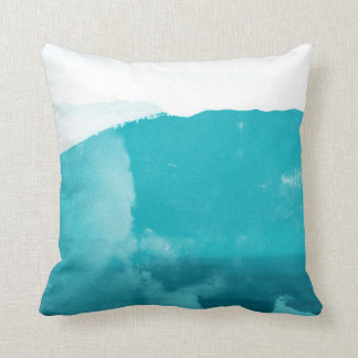 Abstract Mountains Cushion