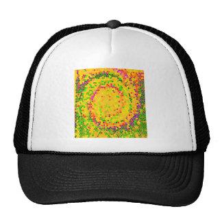 Abstract Mozaik. Cap