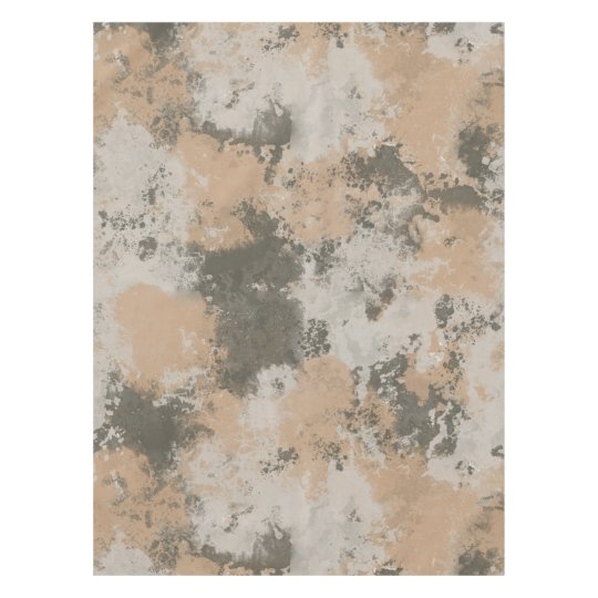 Abstract Mud Puddle Tablecloth