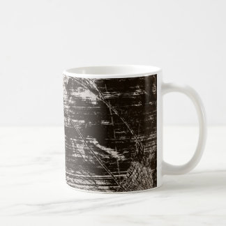 Abstract Mug Design- original: Playing With Birds.