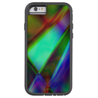 Abstract Multi-Color iPhone Tough Case