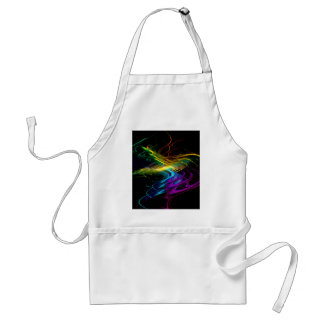 abstract multicolored no. 1 created by Tutti Standard Apron