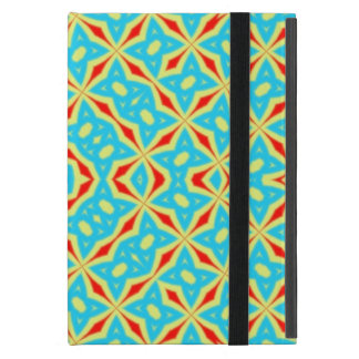 Abstract Multicolored pattern iPad Mini Covers