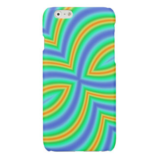 Abstract Multicolored Pattern iPhone 6 Plus Case